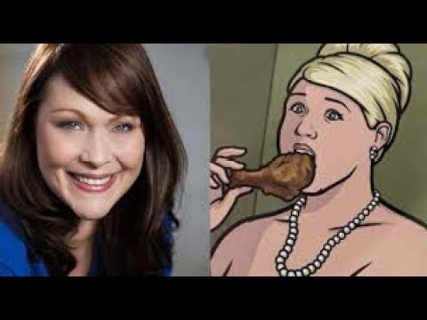 Audio Interview with Amber Nash a.k.a. Pam on Archer at Forest City Comicon 2017