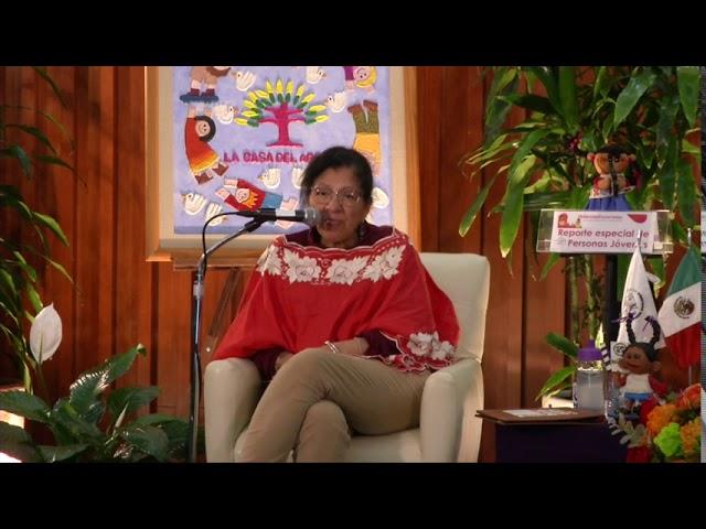Discurso Presidenta de CDHCM, presentación Informe Temático Personas Jóvenes