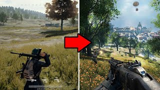 Call Of Duty's Blackout Mode Is A PUBG Killer
