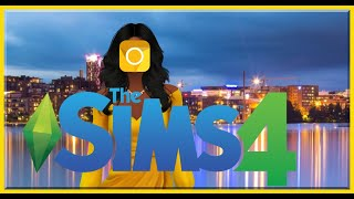 Simakeover Mondays: Creating Michelle Obama from random townie. | The Sims 4