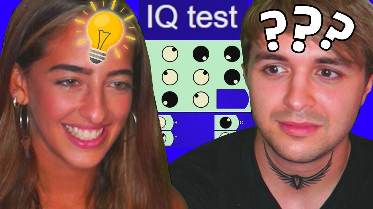 Download mi hermana hizo un test de iq 💡 y el RESULTADO FUE... 🤯