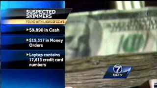 Thousands of dollars of cash, money orders found in La Vista traffic stop