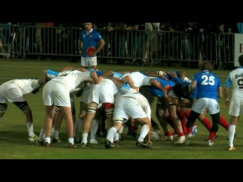 World Rugby Classic 2012: Argentina vs France (2nd Half)