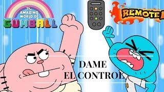 Gumball: Remote Fu 2017 !!!QUIERO ESE CONTROL REMOTO!!! :( :( :(