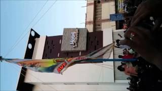 velankanni madha flag hoisting 2015 clip -2