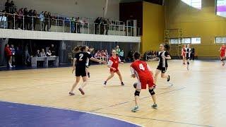 Команда из Ошмян стала победителем областной спартакиады по гандболу