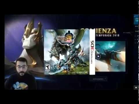 Alexelcapo habla del Monster Hunter