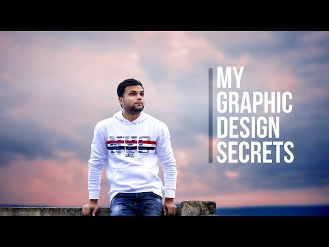 PART 1 - Graphic Design Tips That'll Make You PRO Designer Overnight! ( Hindi Tutorial)