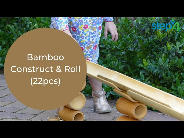 Product Review: Bamboo Construct & Roll