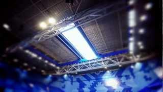 Perth Arena Opened November 10, 2012