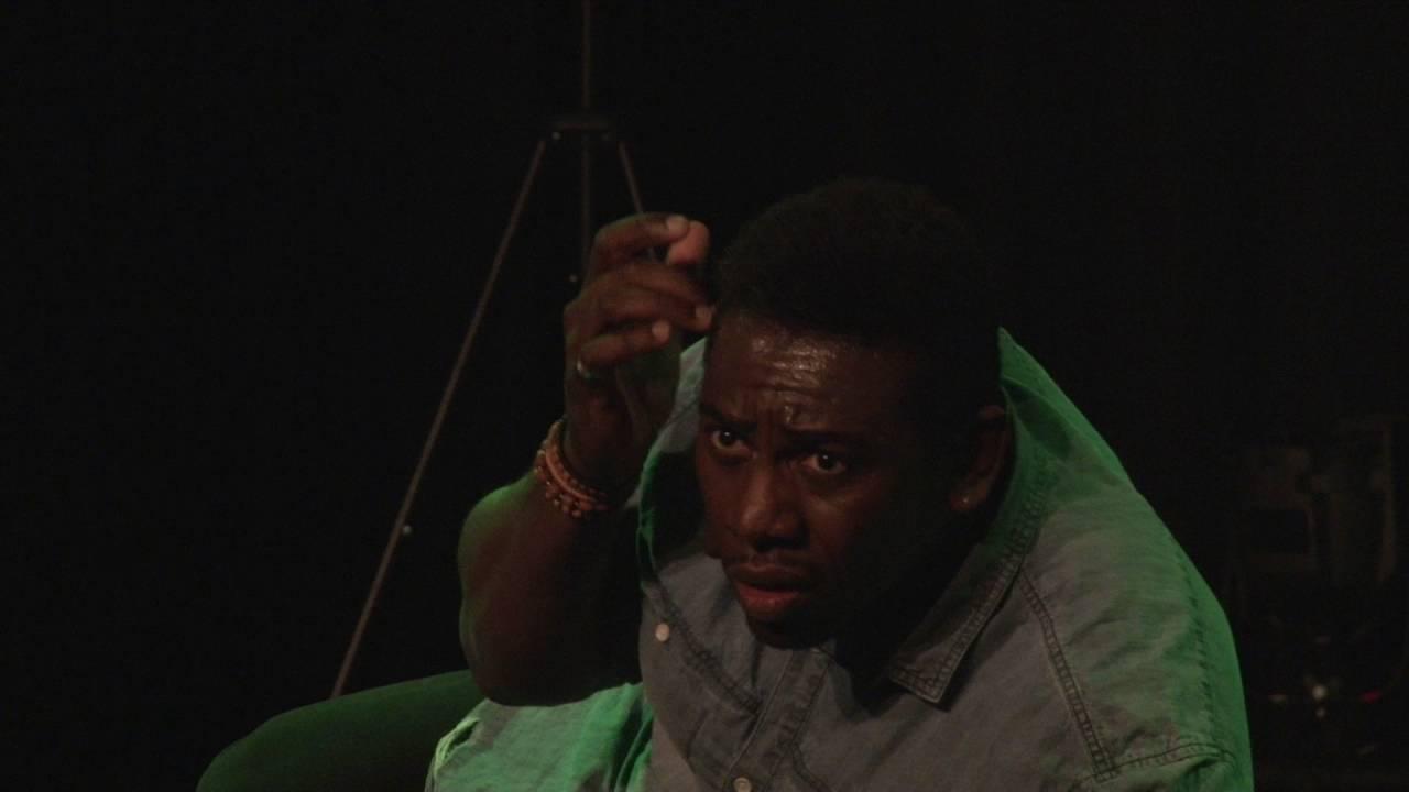 Christian Mukuna One-man show: Suisse AOC