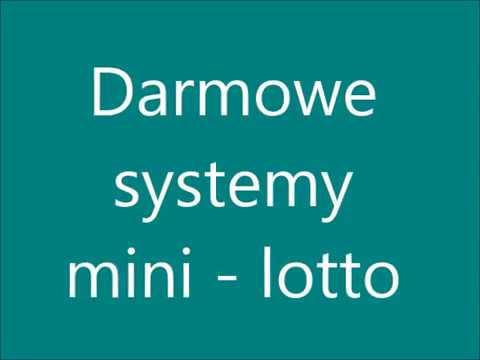mini lotto system