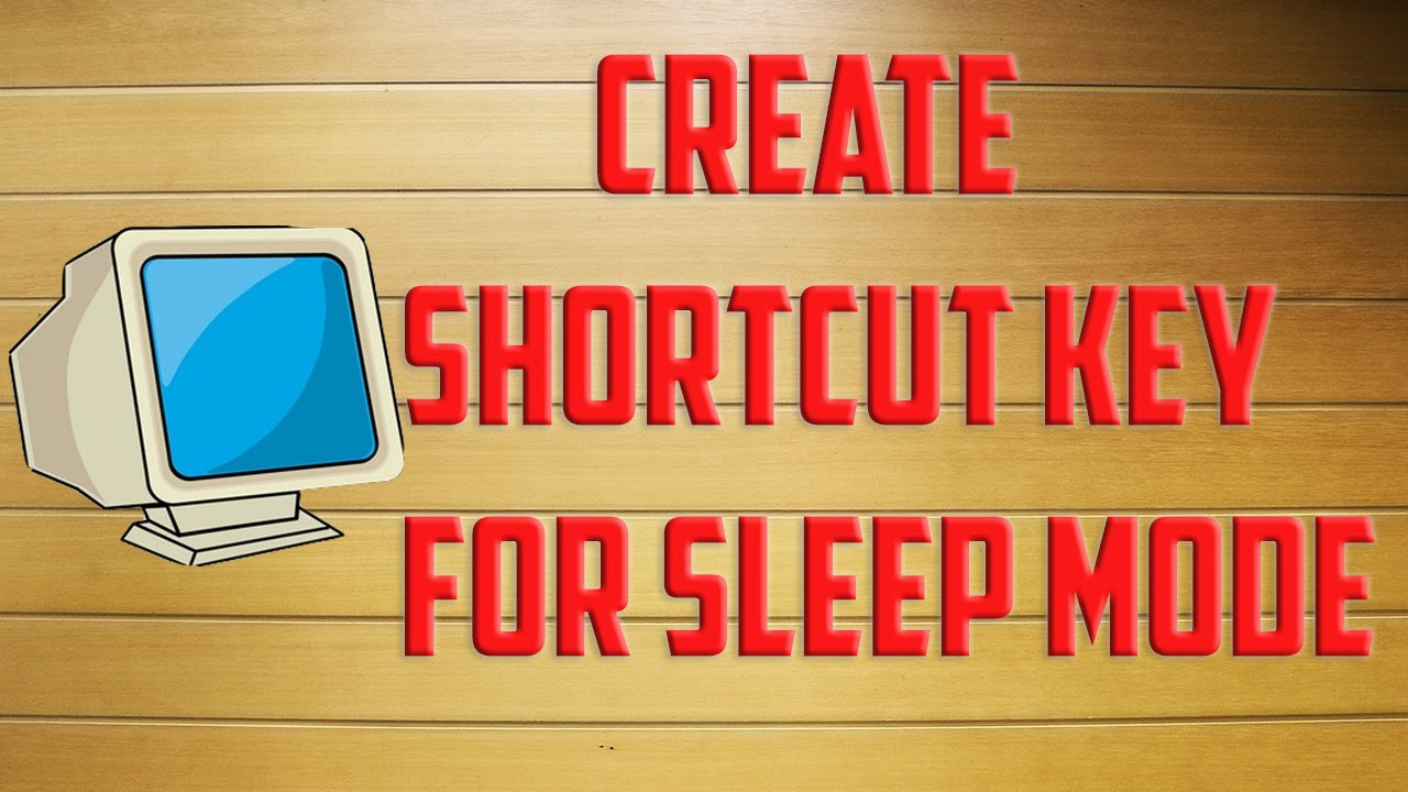 how to create a shortcut key