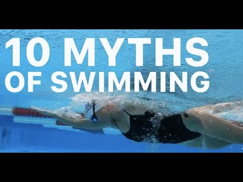 10 Myths About Swimming
