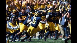 No. 7 Michigan Escapes Army In WILD 2OT Finish