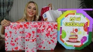 Lina'ya Sürpriz Doğum Günü Alışverişimiz