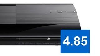UPDATE oficial 4.85 de PS3 | actualización y ahora QUÉ | 2019