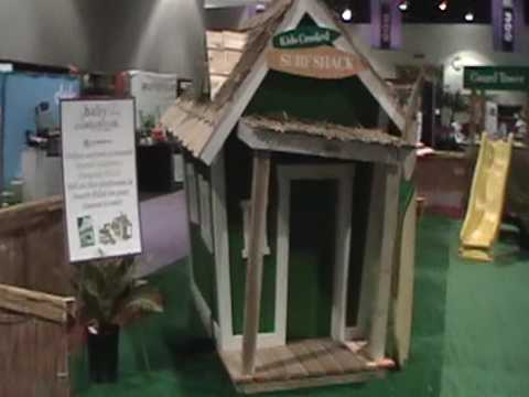 Kids Crooked House - Playhouse for BTCLA Los Angeles