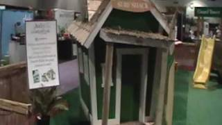 Kids Crooked House - Playhouse For Btcla Los Angeles