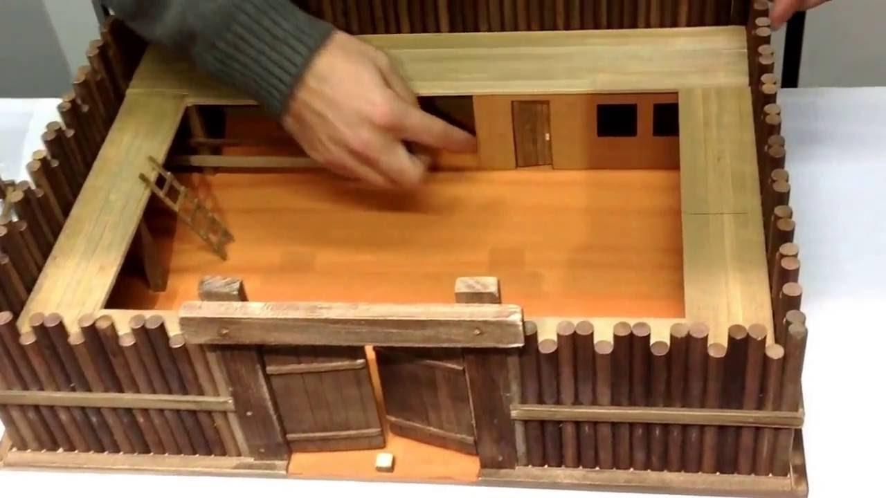 Jugueter a antonio hobby fuerte de madera con mangrullo y - Pegamento fuerte para madera ...