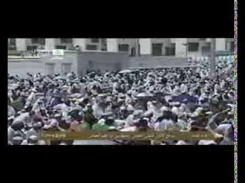 Beautiful Azans Juma Makkah Sharif 6 Zil(Dul) Hajj 2013. Travel Video