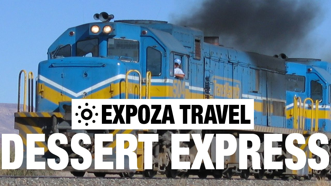 Desert Express Namibia Vacation Travel Video Guide - YouTube