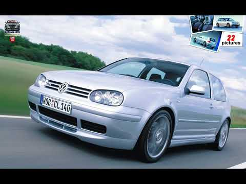 Volkswagen Golf GTI 25th Anniversary ( 2001 )