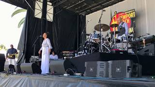 Hallelujah - The Baylor Project @ 2018 Newport Beach Fest (Smooth Jazz Family)