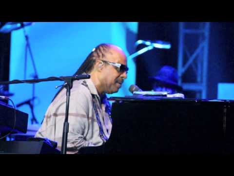 Stevie Wonder - You and I (LIVE @ JAKARTA, Java Jazz Festival 2012)