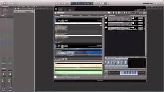 Multi-timbral Outputs in Kontakt 5 (Logic Pro X)