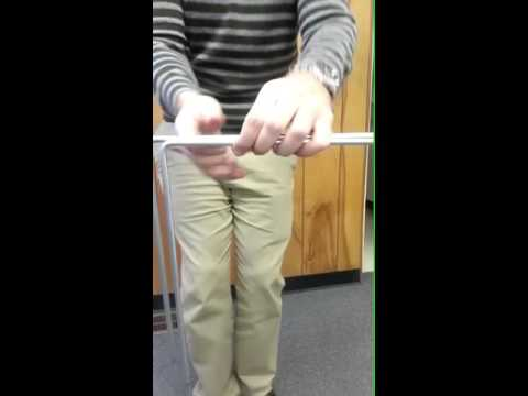 Hamper Stand Assembly Tutorial