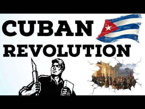 Cuban Revolution - Life of Fidel Castro & Che Guevara , Defeat of Fulgencio Batista - World History