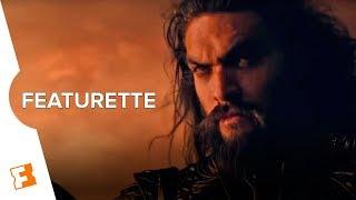 Liga de la Justicia | 'Aquaman héroe' Featurette Subtitulado (2017) | Fandango Latam