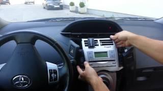 Namestitev Dension Lite - Toyota Yaris