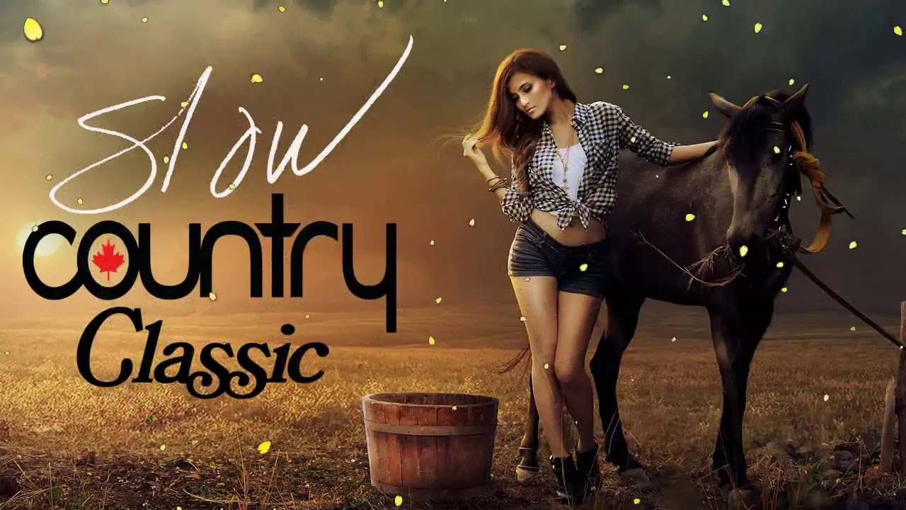 Download Best Classic Slow Country Love Songs Of All Time - Greatest Old Country Music Collection