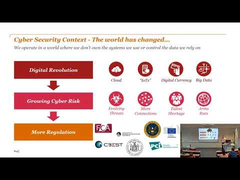 PwC Industry Insight Session 19 April 2018