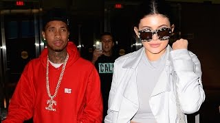 Kylie Jenner Slams Pregnancy Rumors & Celebrates Tyga