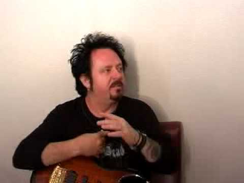 Steve Lukather talks about Randy Goodrum