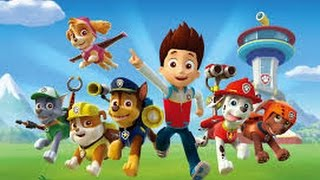 Paw Patrol Full Episodes - Paw Patrol Game Movie in English - Game Movie
