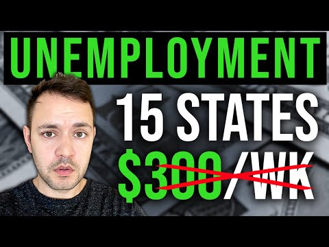 $300/WK ENDS FOR 15 STATES! UNEMPLOYMENT EXTENSION ENDIND | UNEMPLOYMENT UPDATE 05/13/2021