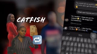 I CATFISHED MY HOMEBOY WITH THE GIRL OF HIS DREAMS *Things Got Out Of Hand*