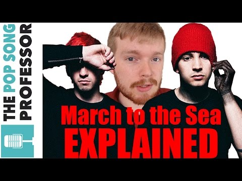 Twenty One Pilots - March to the Sea | Song Lyrics Meaning Explanation