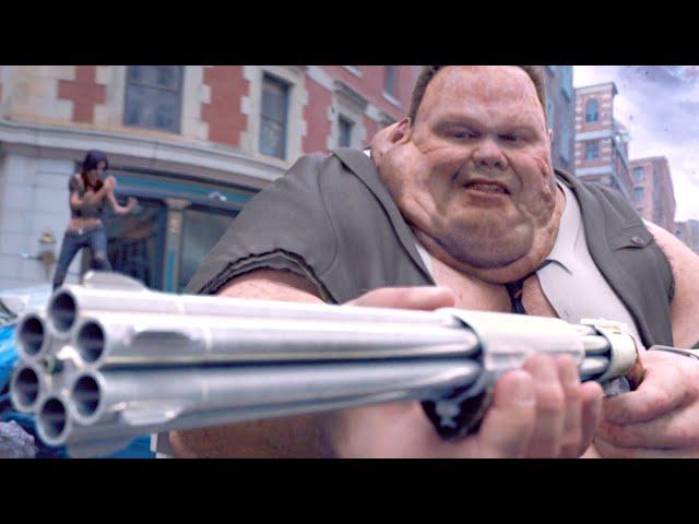 大胖子是一具腐尸,伪装多年未被人类发现,还到处收集神秘金块!
