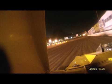 sport mod main santa maria speedway 6/18/16 aaron farrell