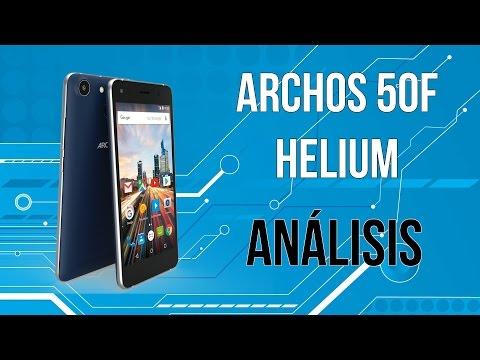 Archos 50f Helium - Análisis en español