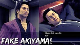 Yakuza 4 - Fake Sky Finance and Akiyama Impostor!
