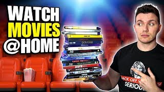 Movie Theaters CLOSED... New Blu-ray Movies to Watch!