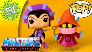 Masters of the Universe Evil-Lyn & Orko Funko Pop!