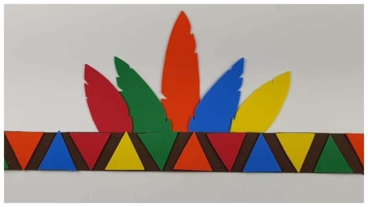 Artesanato Indigena Para Educacao Infantil Artesanato Passo A Passo