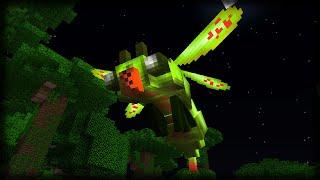 Fish's Undead Rising (Minecraft Mod Showcase)